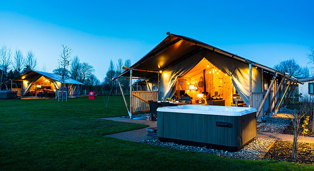 UK Safari Tents for Sale for Landowners & Camping Sites