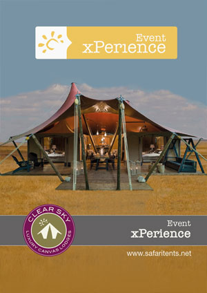 Event Safari Tents