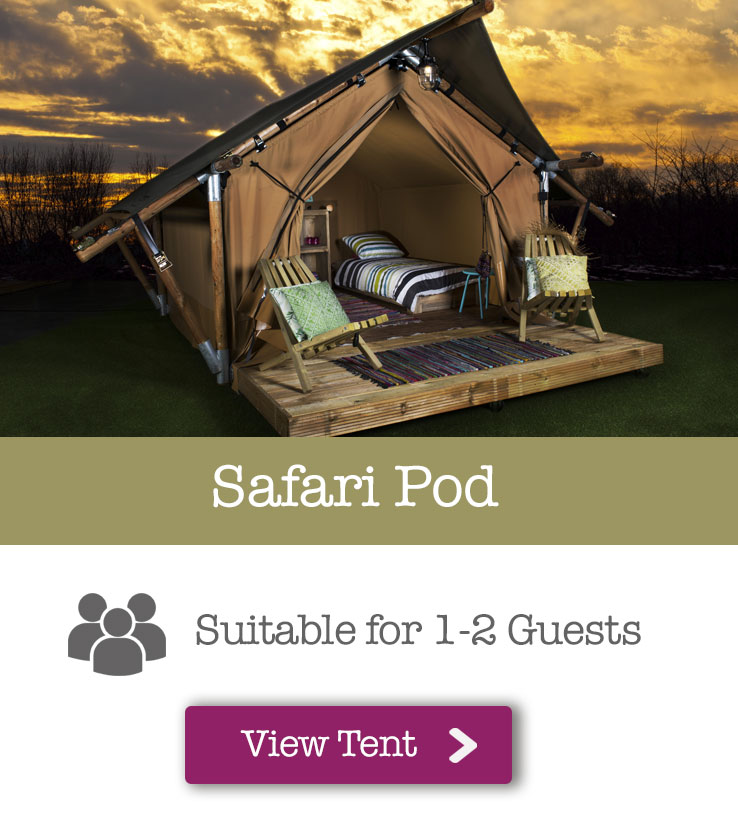 UK Safari Tents for Sale for Landowners & Camping Sites