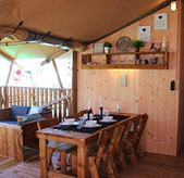 Bedouin Safari Tents