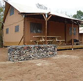 Safari Tent Lodge