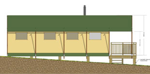 glamping planning advice